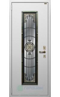Декоративная отделка металлом №150